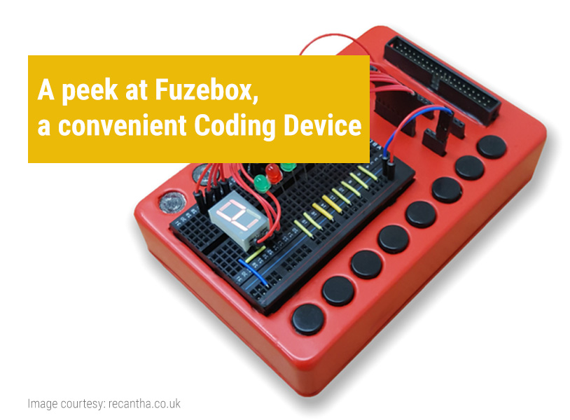 A peek at Fuzebox, a convenient Coding Device