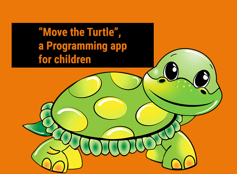 "A short review of ""Move the Turtle"", a Programming app for children"