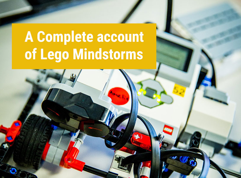 A Complete account of Lego Mindstorms