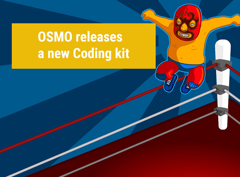 OSMO releases a new Coding kit