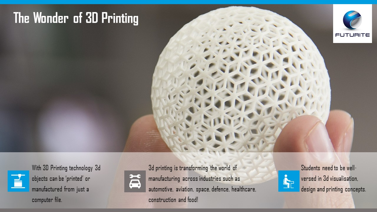 3d Printing course in Kolkata