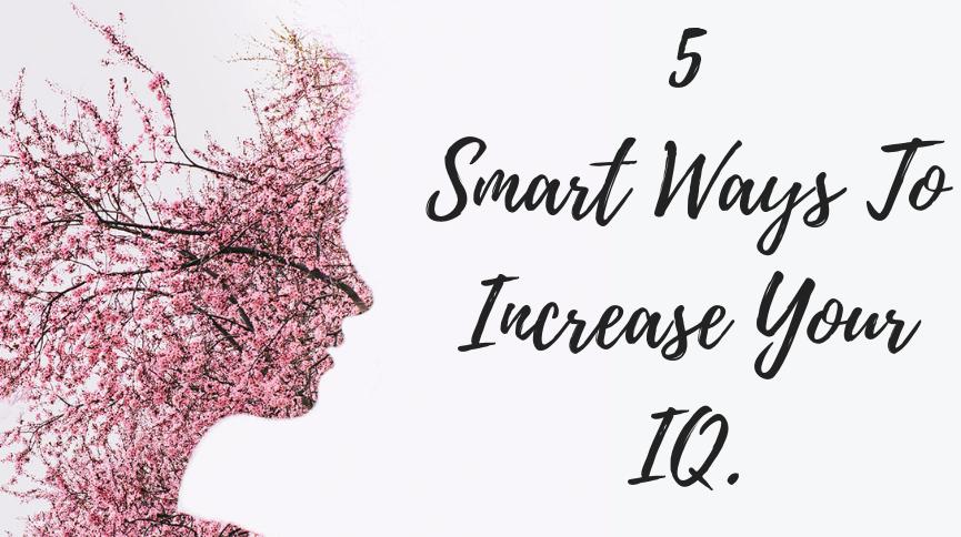 5 ways to increase IQ Level