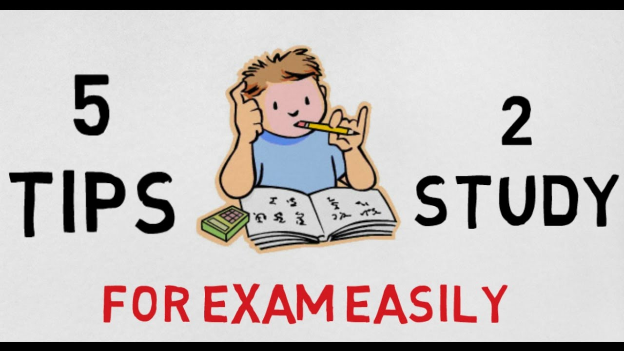 5 Useful Tips for Exam Preparation