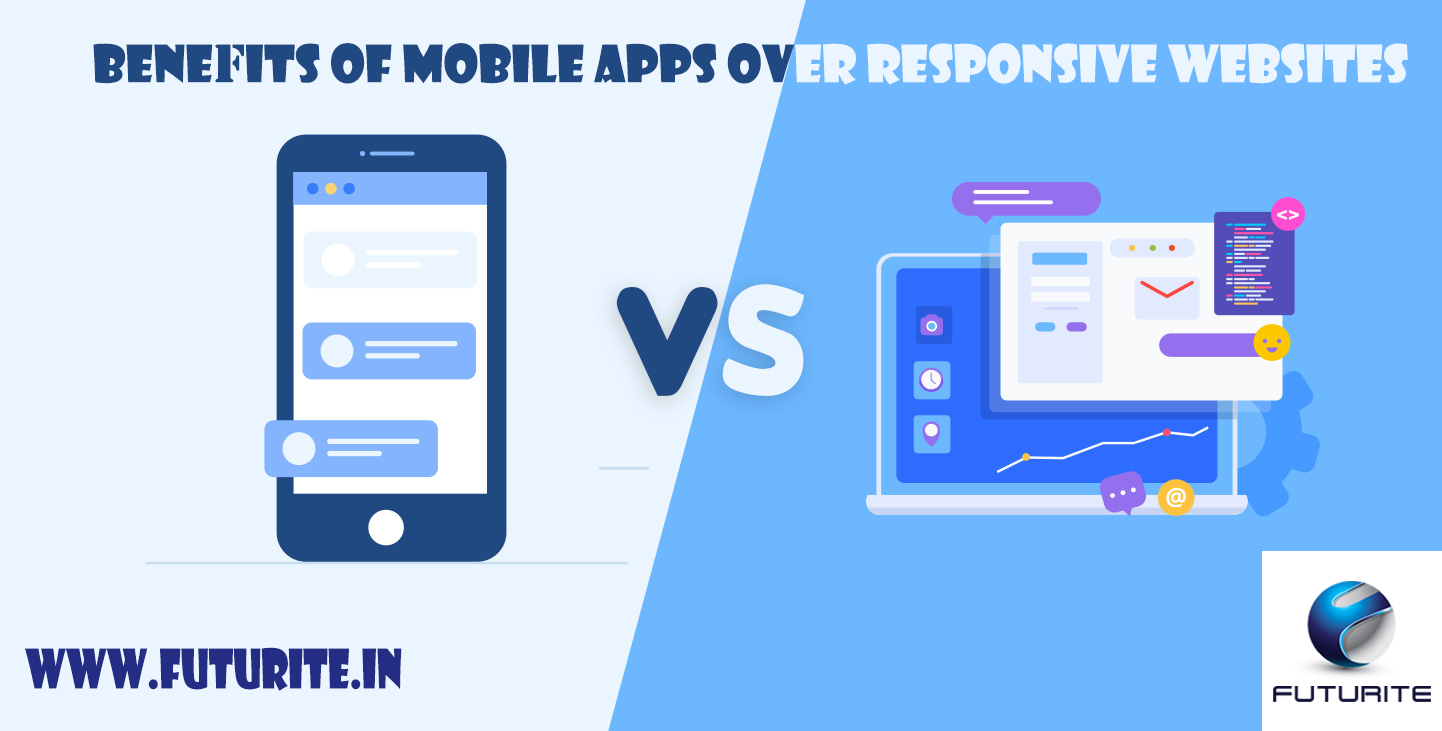 Benefits of mobile applications over responsive websites in 2020