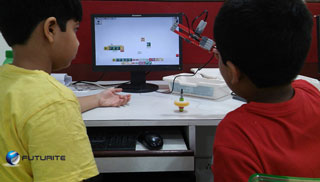 Robotics in Kolkata for kids