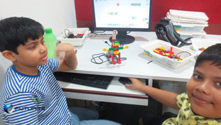 Robotics workshop Kolkata