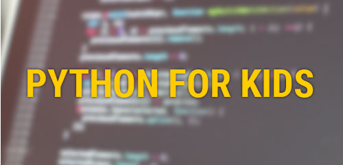 lern python tutorial for kids