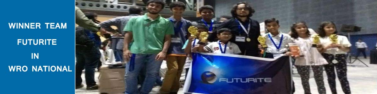 World Robot Olympaid India 2018 Winner Team
