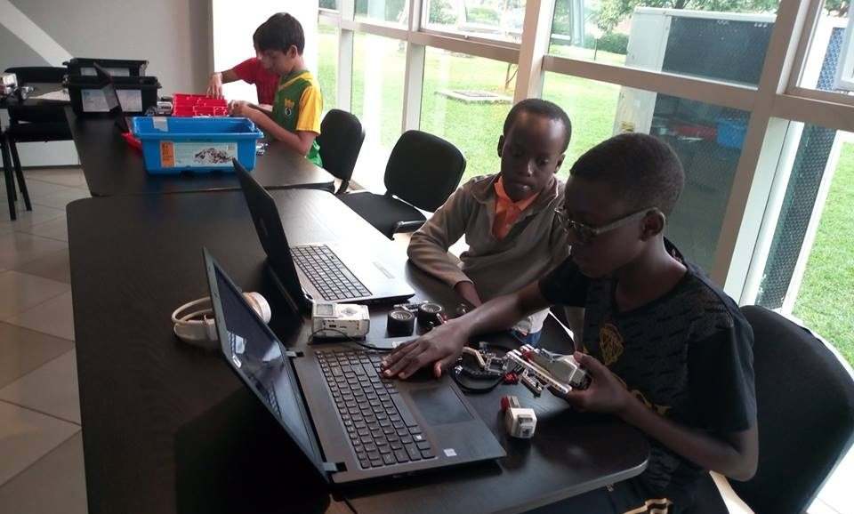 STEM Course conducted in Rwanda