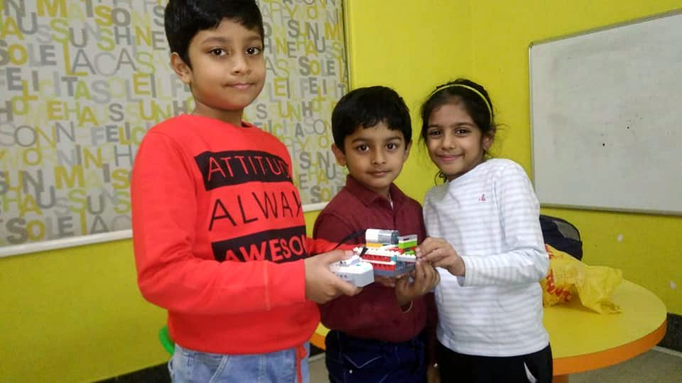 STEM Education in New Town School, Kolkata